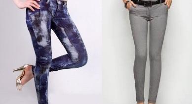 Калькулятор розмірів жіночих брюк і джинсів 472826ef03a38