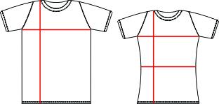 Калькулятор розмірів чоловічих футболок. 322e960142ffa