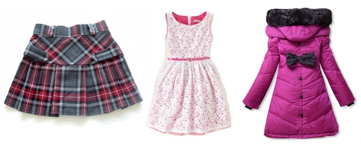 Калькулятор розмірів дитячого одягу для дівчаток. ceb9a3a7fe5ab